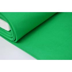 Tissu LYCRA brillant bi elastique coloris vert