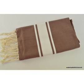 FOUTA TRADITIONNELLE 1m x 2m