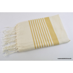 FOUTA RAYURE MULTIPLES 1m x 2m