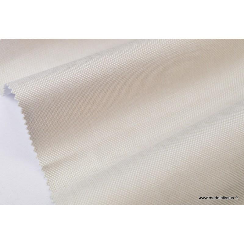 tissu occultant cru en 150cm de large pour confection de rideaux. Black Bedroom Furniture Sets. Home Design Ideas