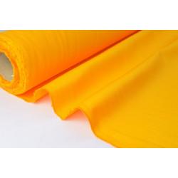 Tissu sergé coton mi-lourd moutarde 260gr/m²