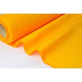Sergé mi-lourd coton moutarde 260gr/m² x50cm