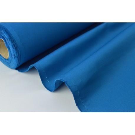 Sergé 32350 poly/coton bleu royal14 x50cm