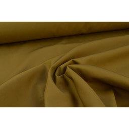 Véritable tissu gabardine camel x50cm