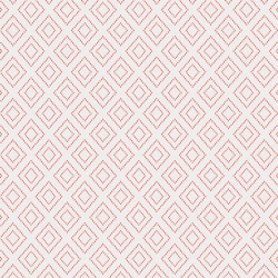 Tissu Popeline coton imprimé formes géométriques CHARLESTON ART GALLERY designer .x1m