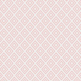 Popeline coton imprimé formes géométriques CHARLESTON ART GALLERY designer .x1m