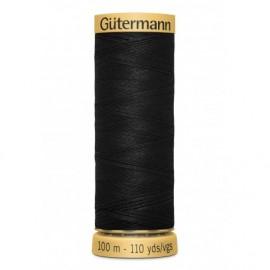 Fil de coton Gütermann 5201