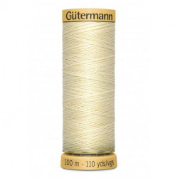 Fil de coton Gütermann 919