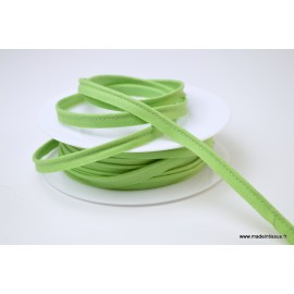 Passepoil 10 mm coton Vert Amande