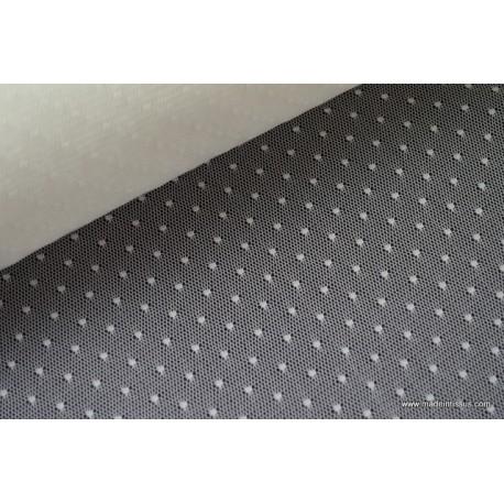 PLUMETIS DENTELLE blanc x50cm