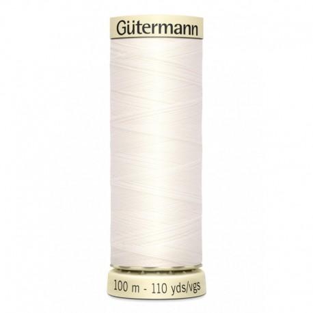 Fil pour tout coudre Gutermann 100 m - N°111