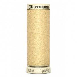 Fil pour tout coudre Gutermann 100 m - N°325