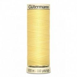 Fil pour tout coudre Gutermann 100 m - N°578