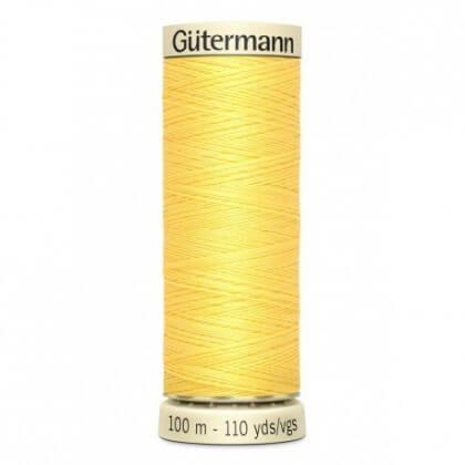 Fil pour tout coudre Gutermann 100 m - N°852