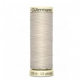 Fil pour tout coudre Gutermann 100 m - N°299