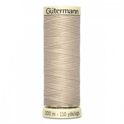Fil pour tout coudre Gutermann 100 m - N°722