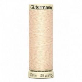 Fil pour tout coudre Gutermann 100 m - N°5