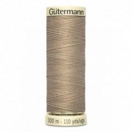 Fil pour tout coudre Gutermann 100 m - N°464