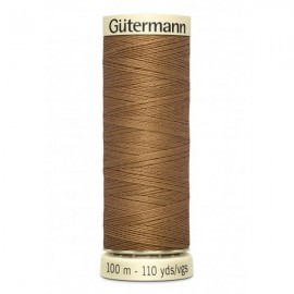 Fil pour tout coudre Gutermann 100 m - N°887