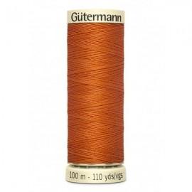 Fil pour tout coudre Gutermann 100 m - N°982