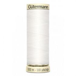 Fil pour tout coudre Gutermann 100 m - N°800