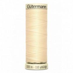 Fil pour tout coudre Gutermann 100 m - N°610