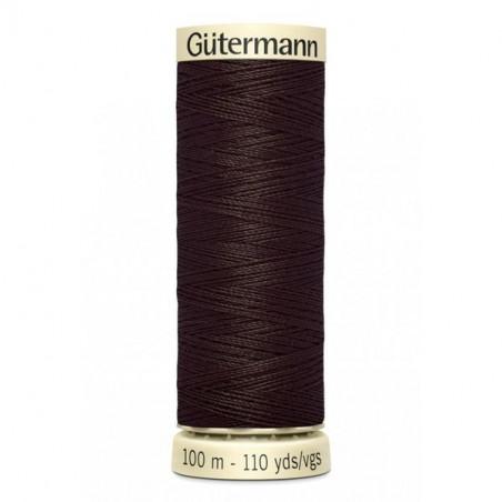 Fil pour tout coudre Gutermann 100 m - N°696