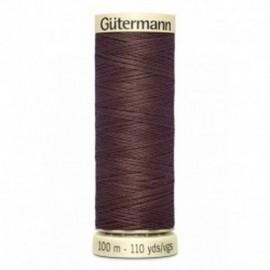 Fil pour tout coudre Gutermann 100 m - N°446
