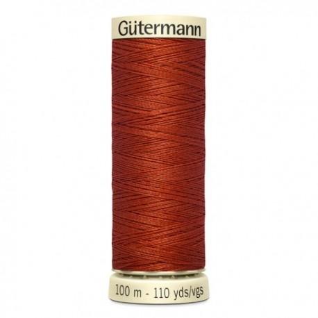 Fil pour tout coudre Gutermann 100 m - N°837