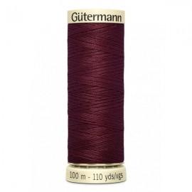 Fil pour tout coudre Gutermann 100 m - N°369