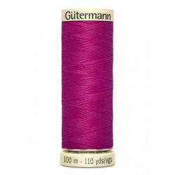 Fil pour tout coudre Gutermann 100 m - N°877