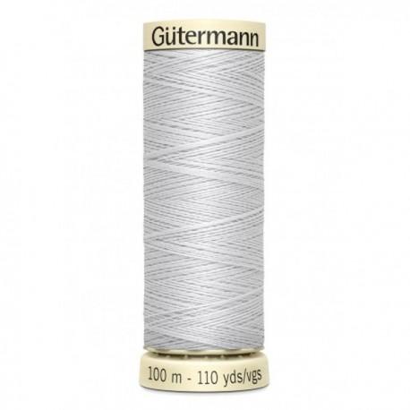 Fil pour tout coudre Gutermann 100 m - N°8