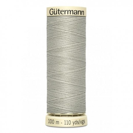 Fil pour tout coudre Gutermann 100 m - N°854