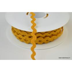 Serpentine Croquet uni Viel Or 9mm x1m