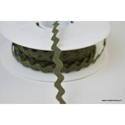 Serpentine Croquet uni KAKI 9mm x1m