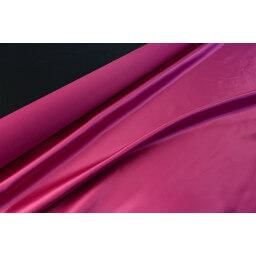 Satin duchesse polyester fuchsia