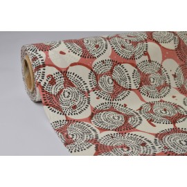 Coton enduit dessin OFA
