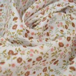 Tissu Liberty & tissu coton imprimé fleuri