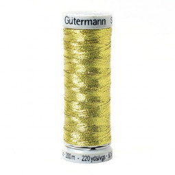 Fil Sulky Metallic 200m