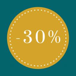 Tissus à -30%