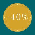 Tissus à -40%