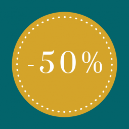 Tissus à -50%