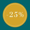 Tissus à -25%