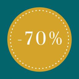 Tissus à -70%