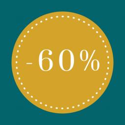 Tissus à -60%