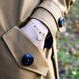 Tissu manteau - Trench - Veste